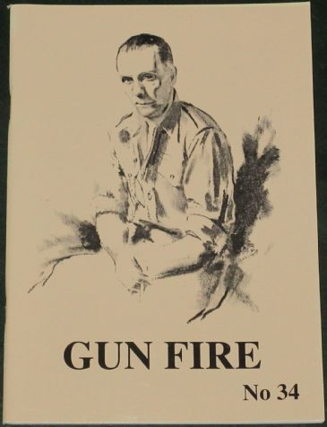 Gun Fire (Number 34), edited by A.J. Peacock